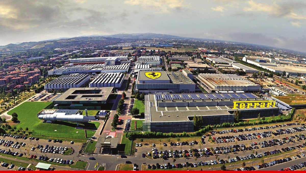 Ferrari headquarters Maranello, Italy