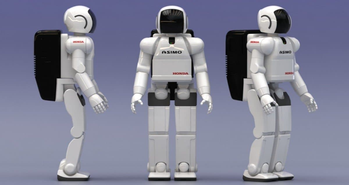 Honda ASIMO - Robot