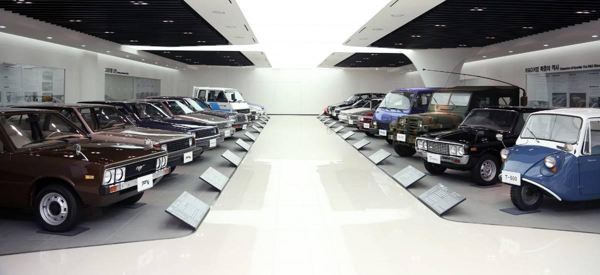 Hyundai Kia R&D Museum Hwaseong Gyeonggi
