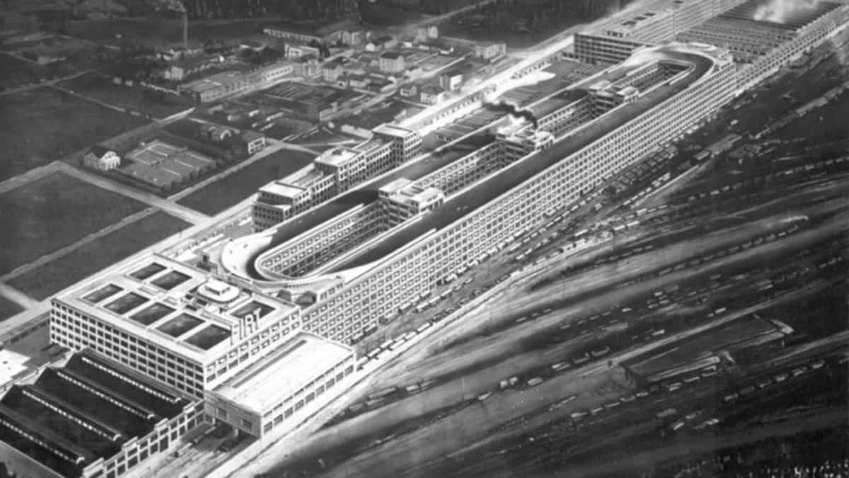 FIAT Lingotto factory
