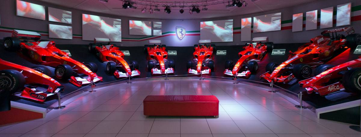 Museo Ferrari Maranello Italy
