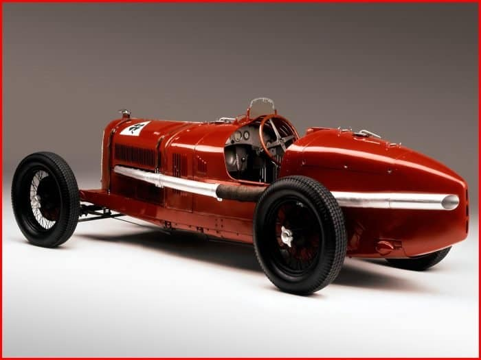 1925 Alfa Romeo P2 Racing Car