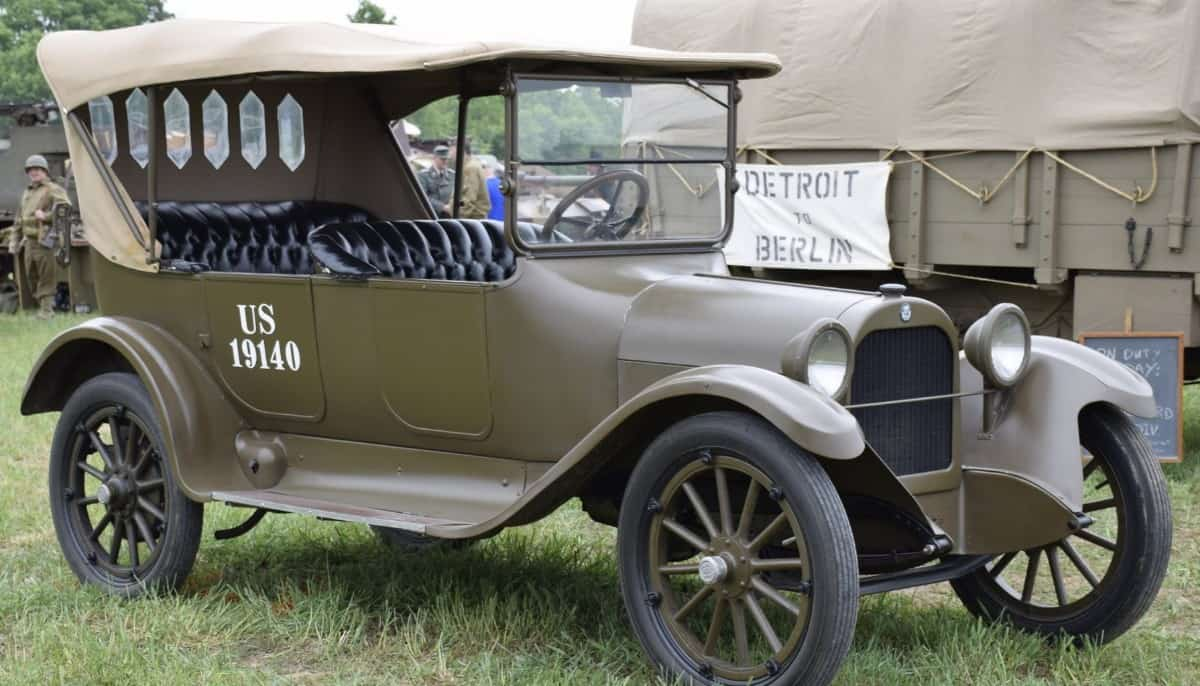 US Army Dodge - World War I
