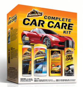 4pc Car Care Kit by Armor All