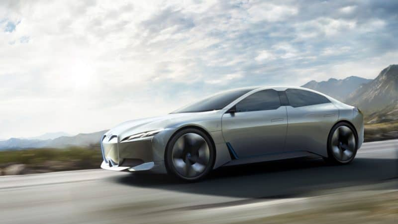 2020 BMW i4 will draw inspiration from the i Vision Dynamics concept