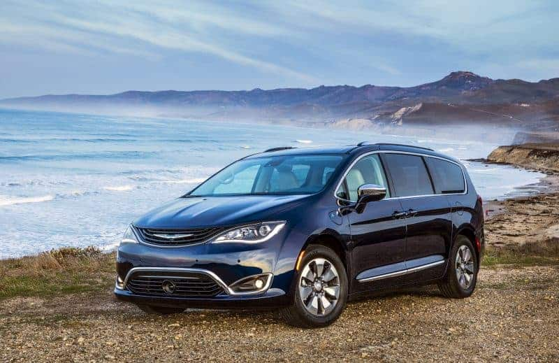 Chrysler Pacifica is one of the best 2020 hybrid cars around