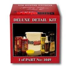 Duragloss Car Care Kit
