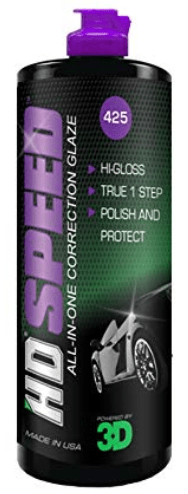 Speed All-in-One Polish by HD
