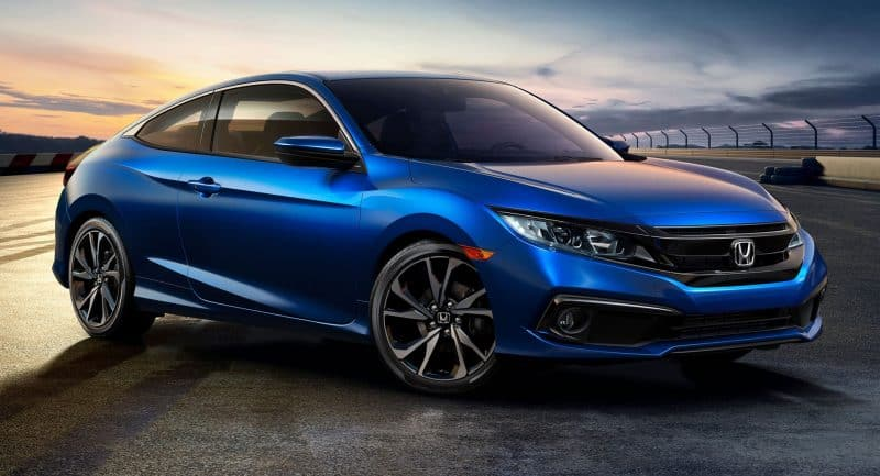 Honda Civic, as always, stands out as one of the best compact cars 2020 has to offer