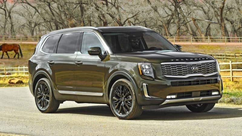 2020 Kia Telluride could become one of the best 2020 crossovers