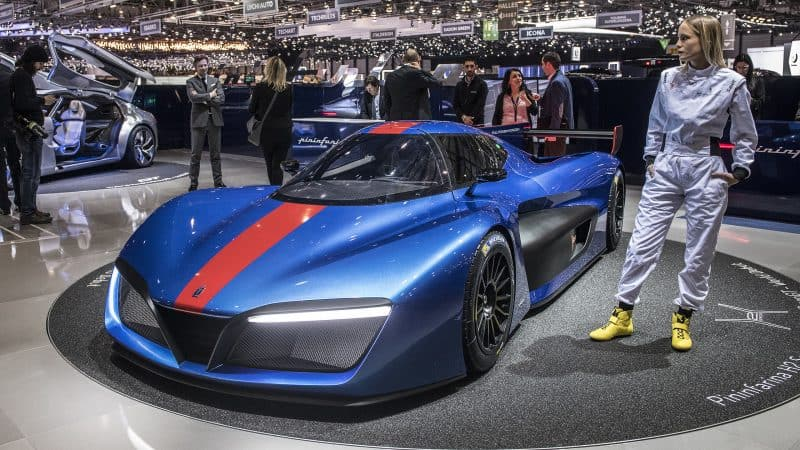 Pininfarina PF0 will be one of the most exciting 2020 hybrid cars