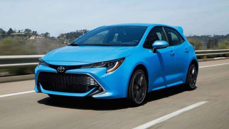 Toyota Corolla is, naturally, one of the best compact cars 2020 has in store for us