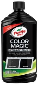 Color Magic Jet Black by Turtle Wax