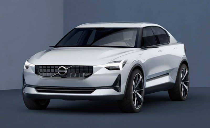 Volvo 40 2 Concept Should Preview The Upcoming Polestar Electric Car