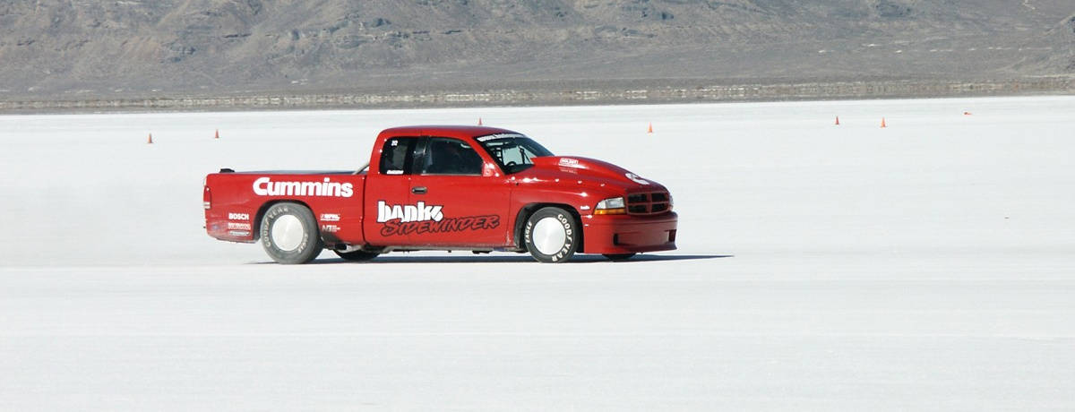 2002 Gale Banks Dakota - Cummins Turbo Diesel