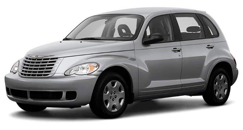 2009 Chrysler PT Cruiser - left side view