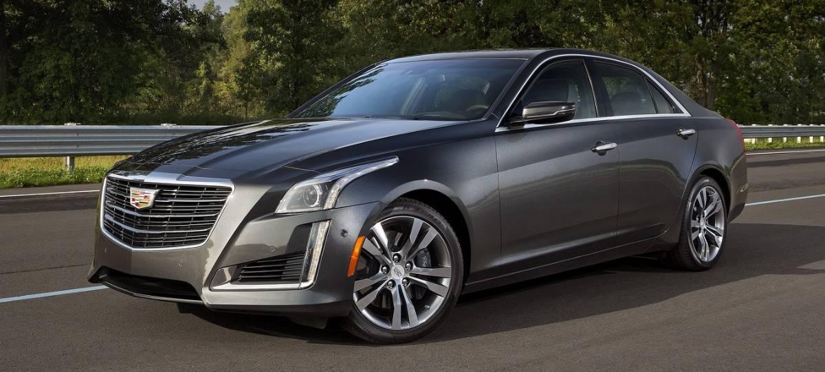 2016 Cadillac CTS Sedan - sports sedan