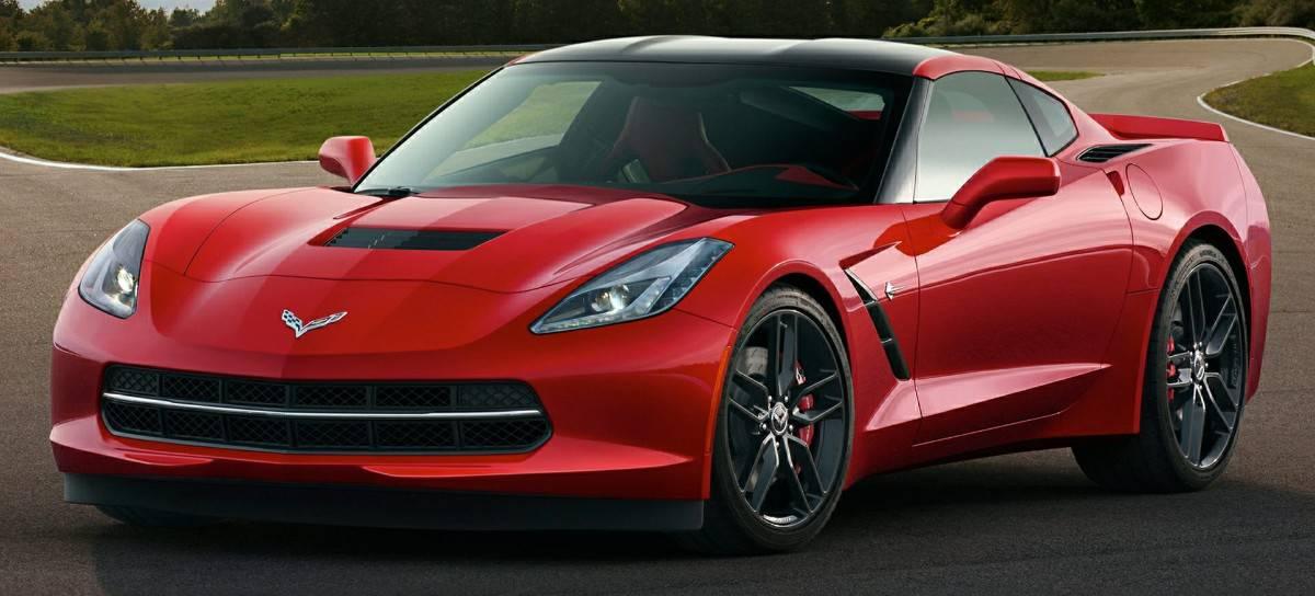 2018 Chevrolet Corvette - sports car