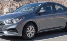 2018 Hyundai Accent SE Sedan - drivers side front view