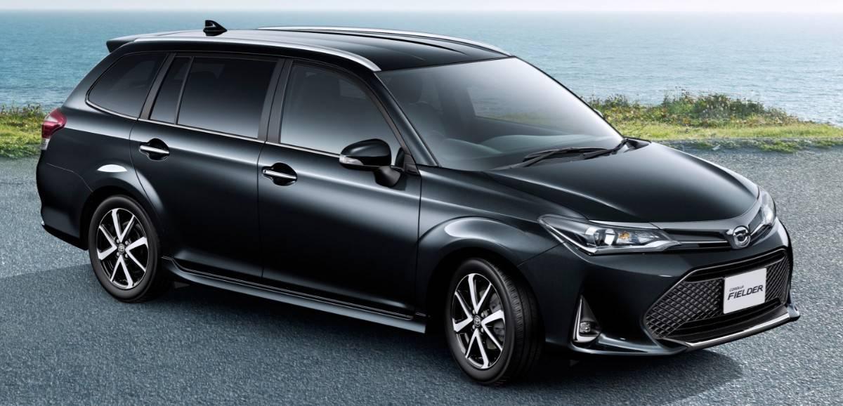 2018 Toyota Corolla Fielder - station wagon