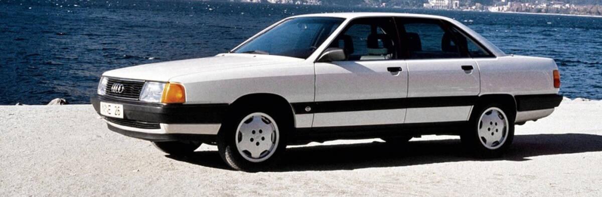 Audi TDI 100 - left side view