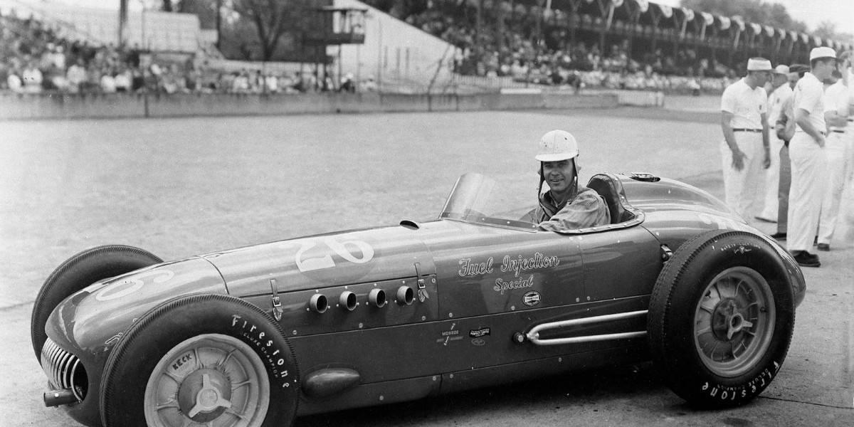 Bill Vukovich - Indianapolis 500