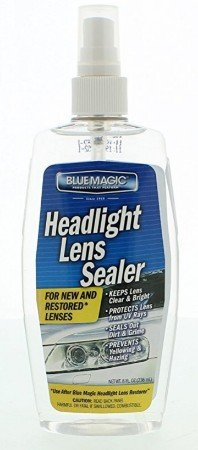 Blue Magic Headlight Lens Sealer