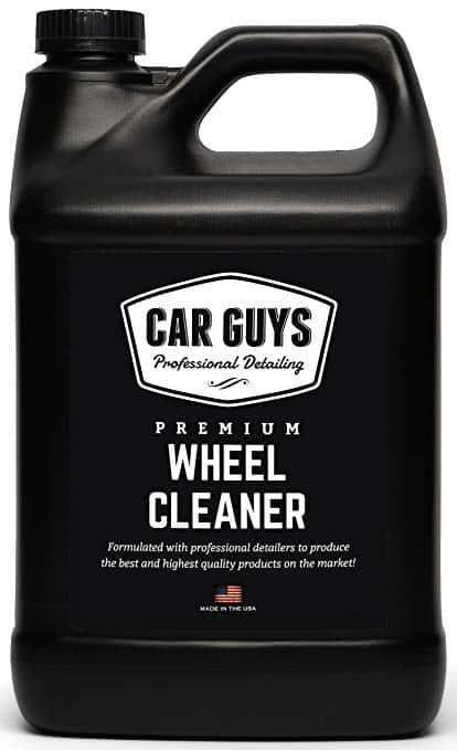 CarGuys Premium Wheel & Tire Cleaner