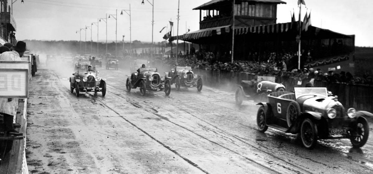 Circuit de la Sarthé - 1923 LeMans