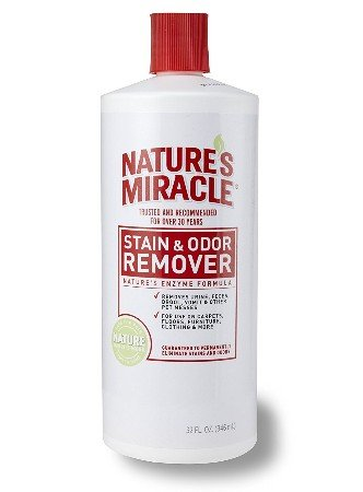 Nature's Miracle cleaner