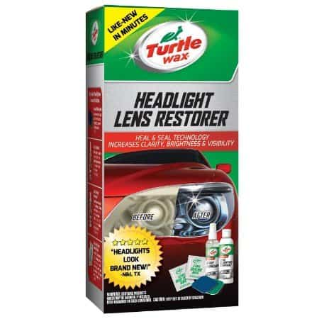 Turtle Wax Headlight Lens Kit