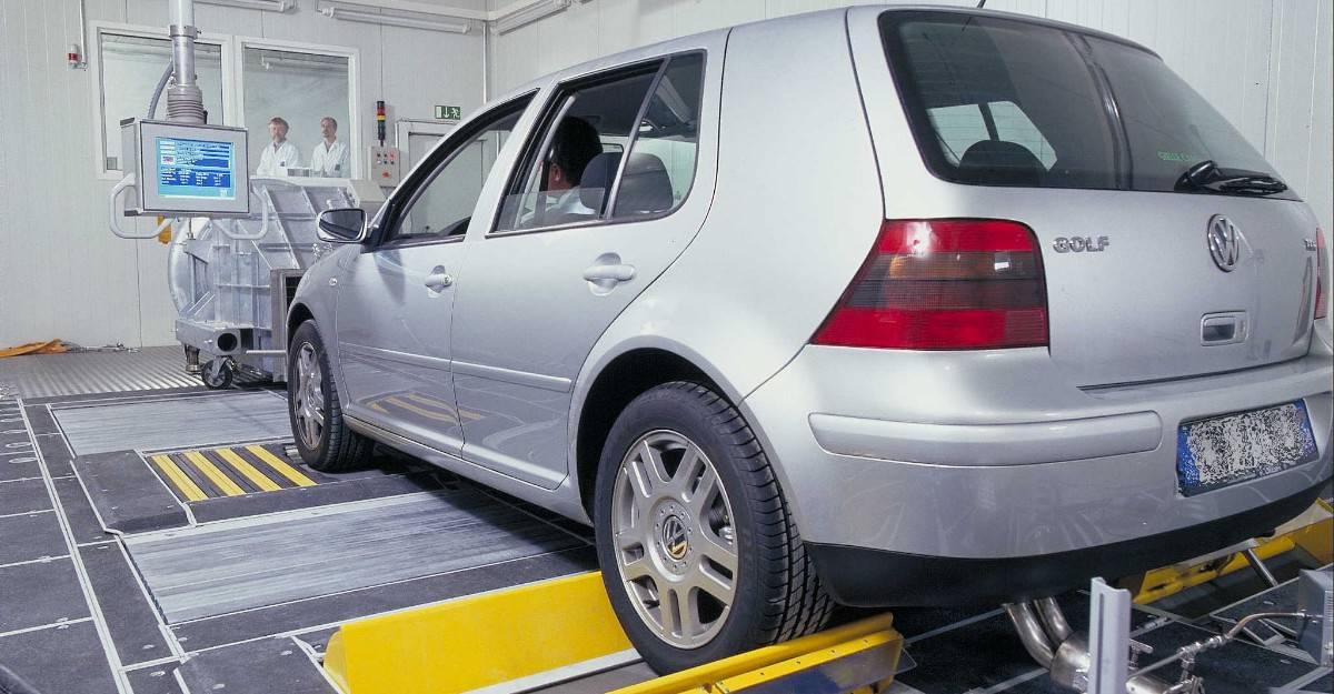 Volkswagen emission test - emission scandal