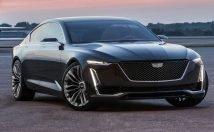 Cadillac Escala concept front 3/4 view
