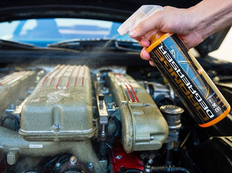 Choose the Best Engine Cleaner for Your Car 2018