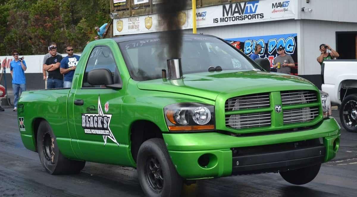 Diesel Auto Racing