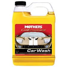 Mothers California Gold Car Wash Soap