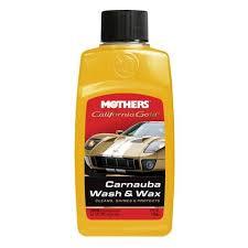 Mothers Carnauba Wash & Wax