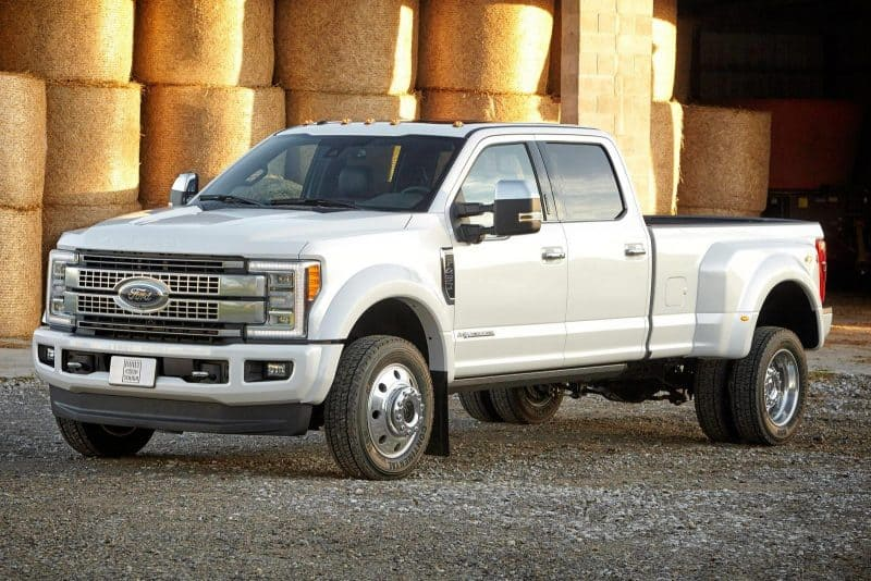 Ford F-450 Super Duty will be one of the best 2020 trucks alongside its smaller F-250 and F-350 siblings