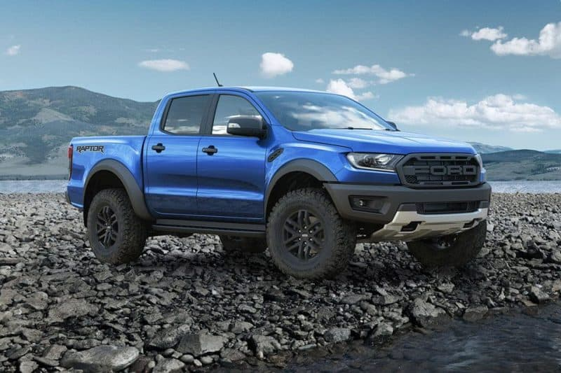 Ford Ranger Raptor should become available in the U.S. during MY 2020