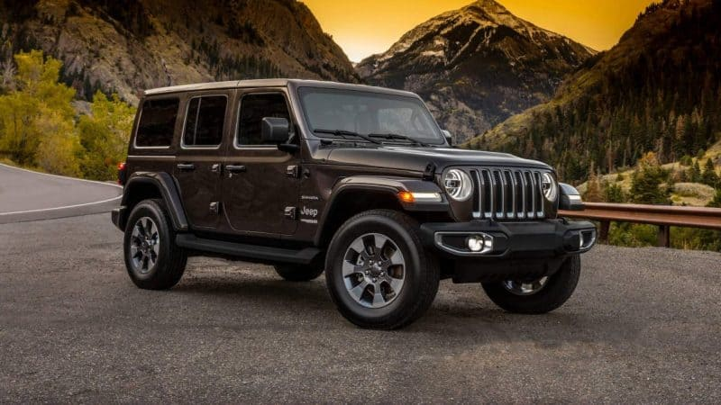 2020 Jeep Wrangler Plug In Hybrid Could Well Become One Of The Best