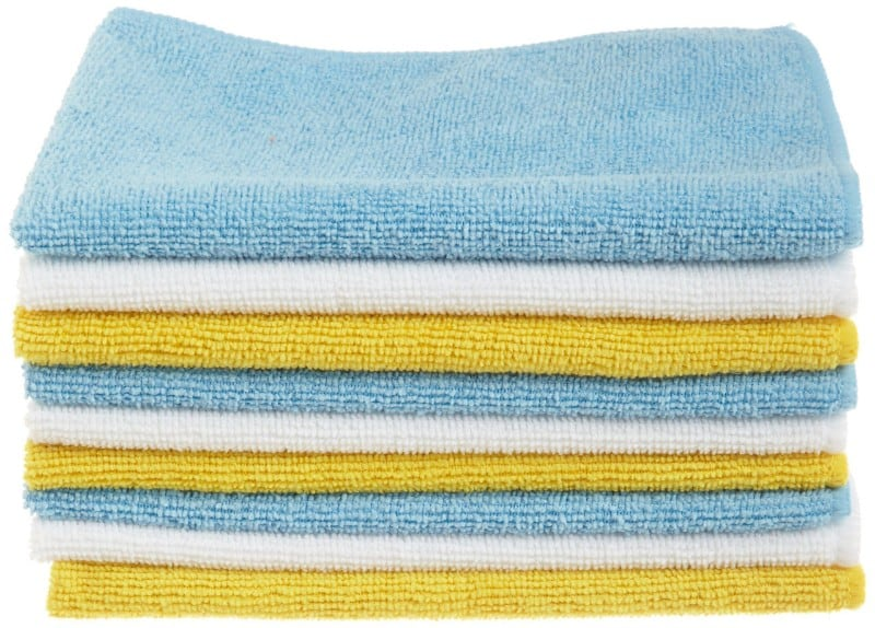 windshield cleaning cloths