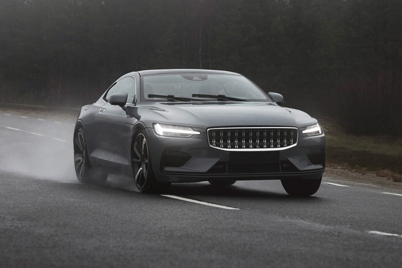 2020 Polestar 1 stands out as one of the best 2020 luxury cars