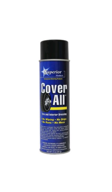 Superior Cover All Tire Shine