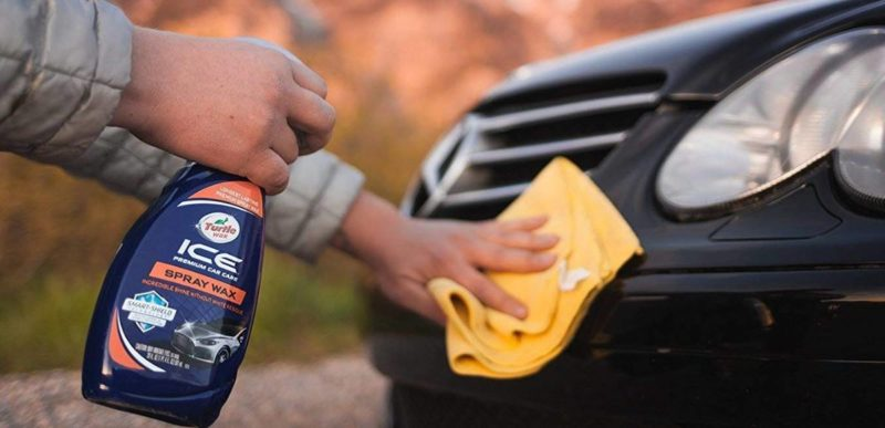 Ranking The Best Spray Waxes To Keep Your Auto Paint Looking