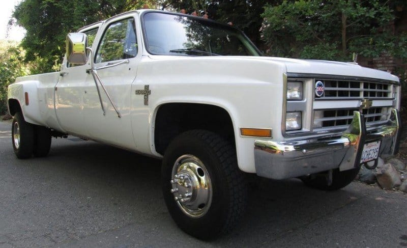 What Is The Greatest Dually Truck Of All Time?