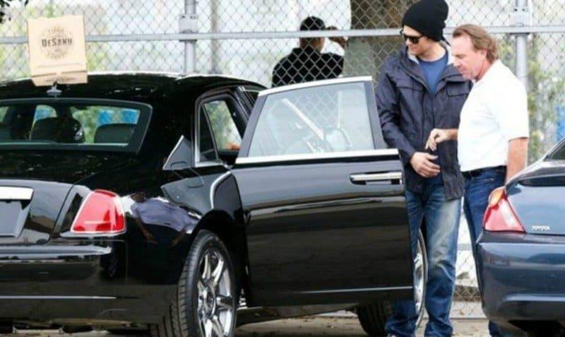 2015 Rolls Royce Ghost - Tom Brady