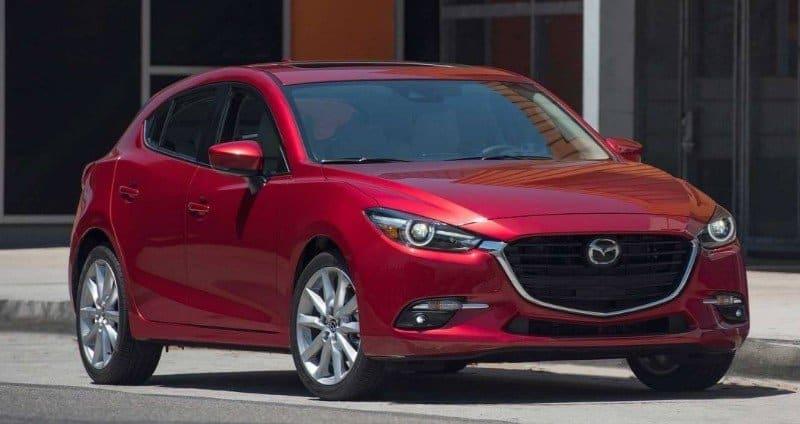 2018 Mazda 3 - sedan