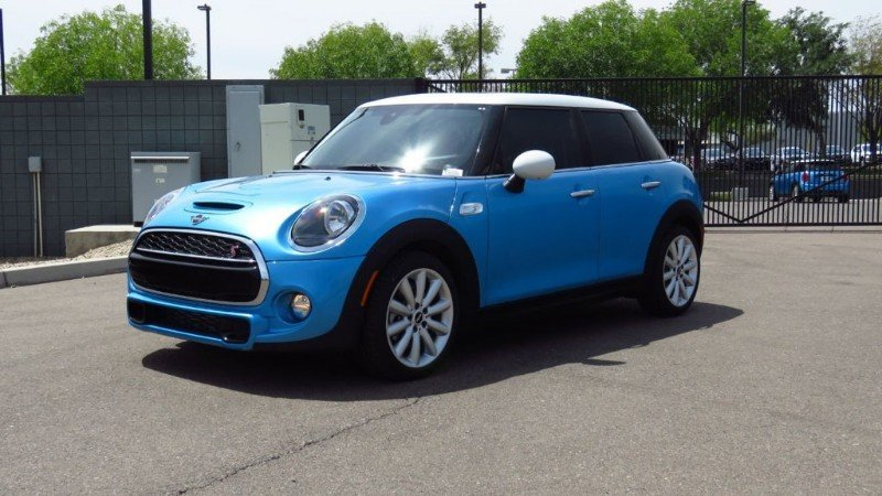 2019 Mini Cooper Hardtop Signature Panoramic Sunroof If You Want These Cars With