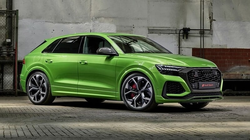 Audi RS Q8 for 2020