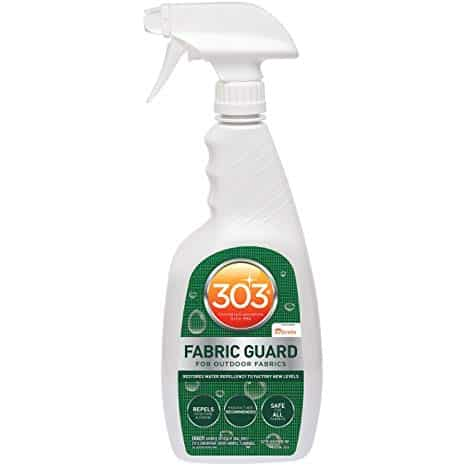 303 Fabric Guard, Upholstery Protector, Water, and Stain Repellent